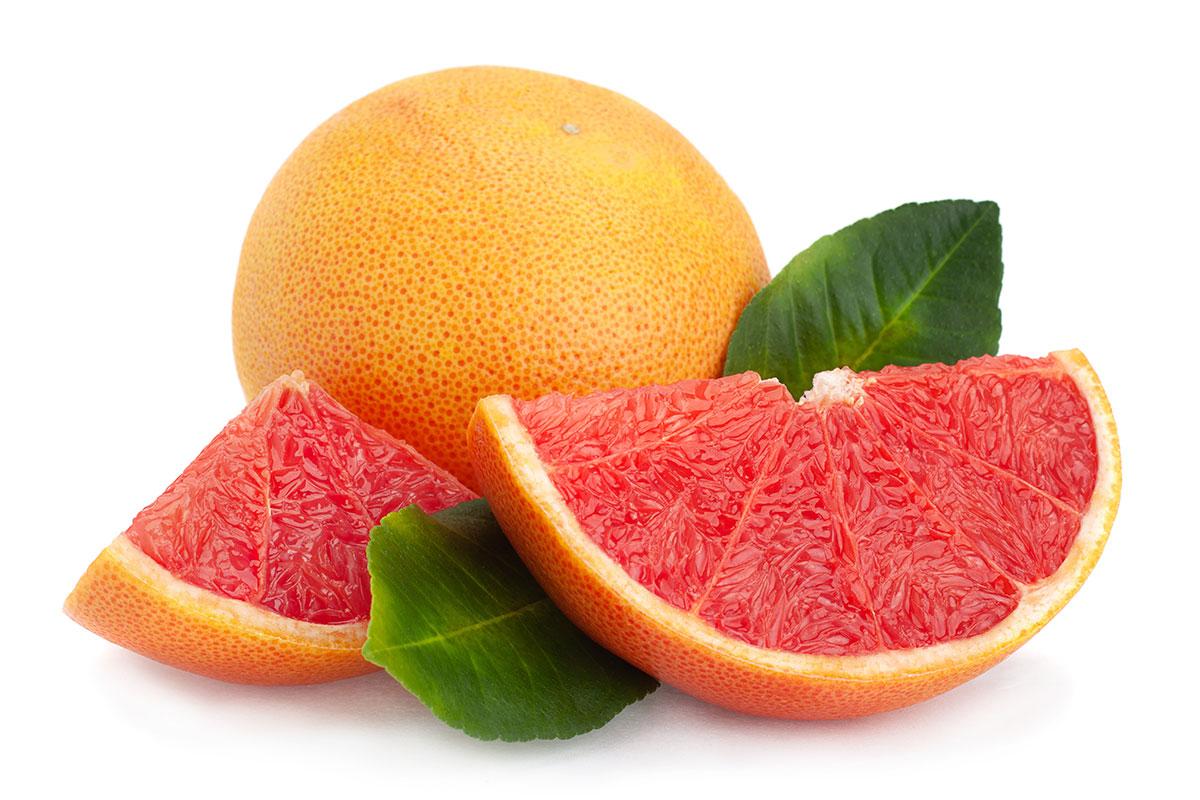 Texas Red Grapefruits